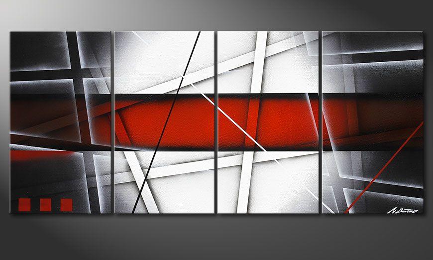 Das Wandbild Focus on Essentials 160x70x2cm