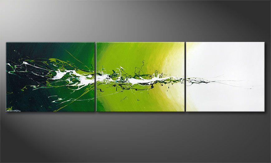 Das XXL-Bild Power of Nature 260x70x2cm