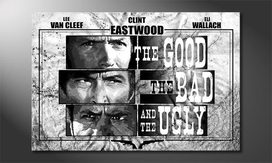 Das Bild Good, The Bad & The Ugly