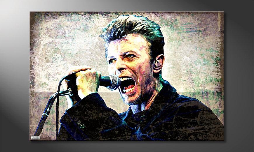Das gedruckte Bild David