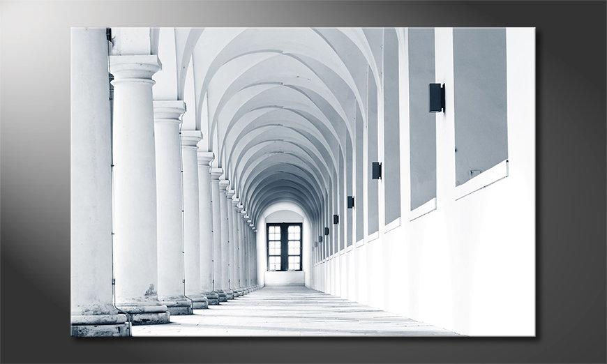 Das moderne Bild Columns Gallery