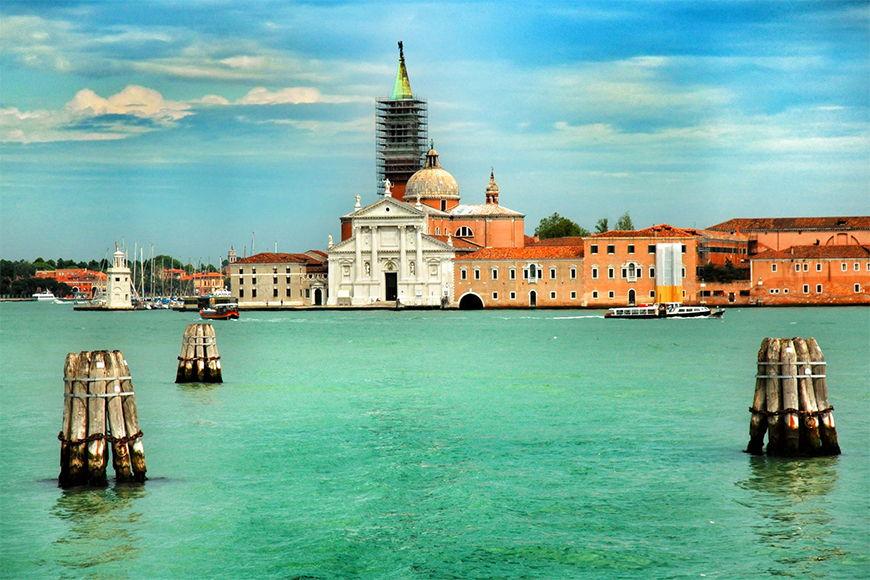 Vlies Foto-Tapete Venice in 6 Größen