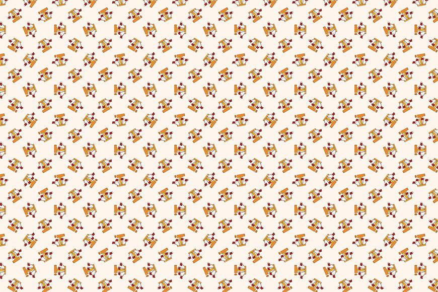Vlies Fototapete Ketten-Karusell ab 120x80cm