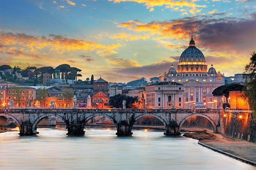 Vliestapete Der Vatikan ab 120x80cm